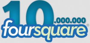 foursquare 10000000