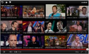 youtube multi selezione