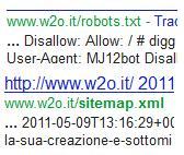robots e sitemap
